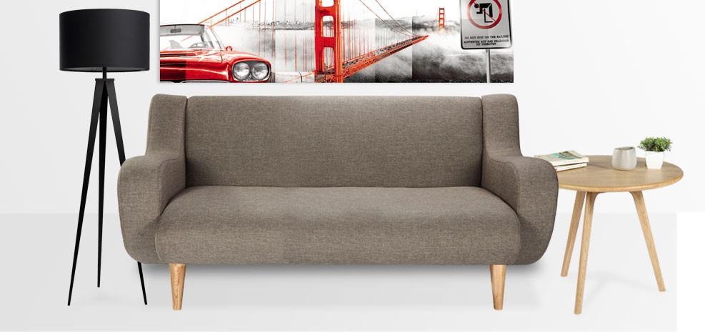 acheter en ligne c23c1 fe965 Un canapé design à prix d'usine sinon rien, mobilier pas ...