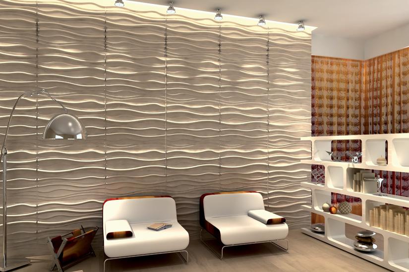 Delightful panneaux decoratifs pour murs interieurs panneau dcoratif en bois pour agencement intrieur en matires recycles panh mur design with mur en bois